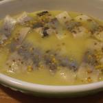 Сельдь в горчичном соусе