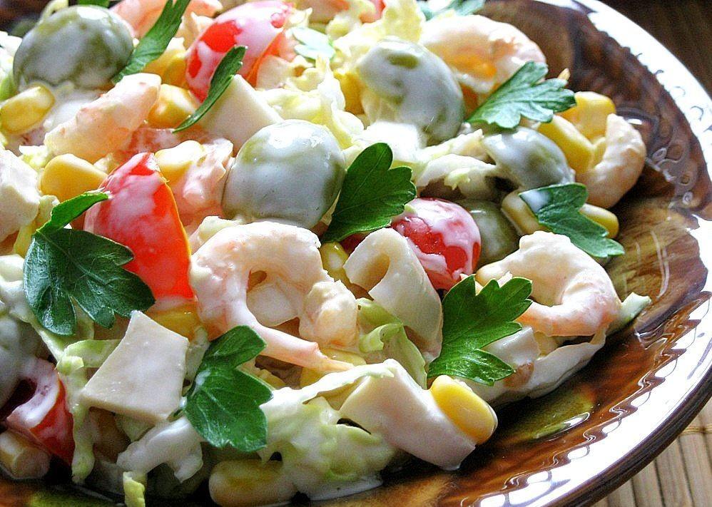 salad-with-shrimp-corn