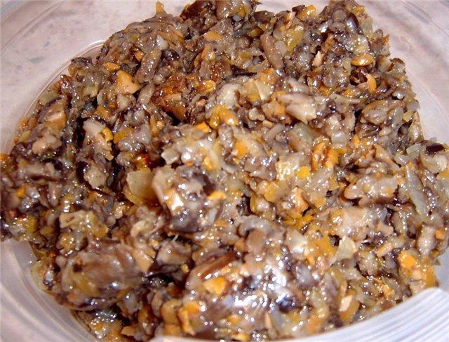 mushroom-caviar