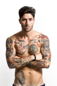 Уход за нательной татуировкой